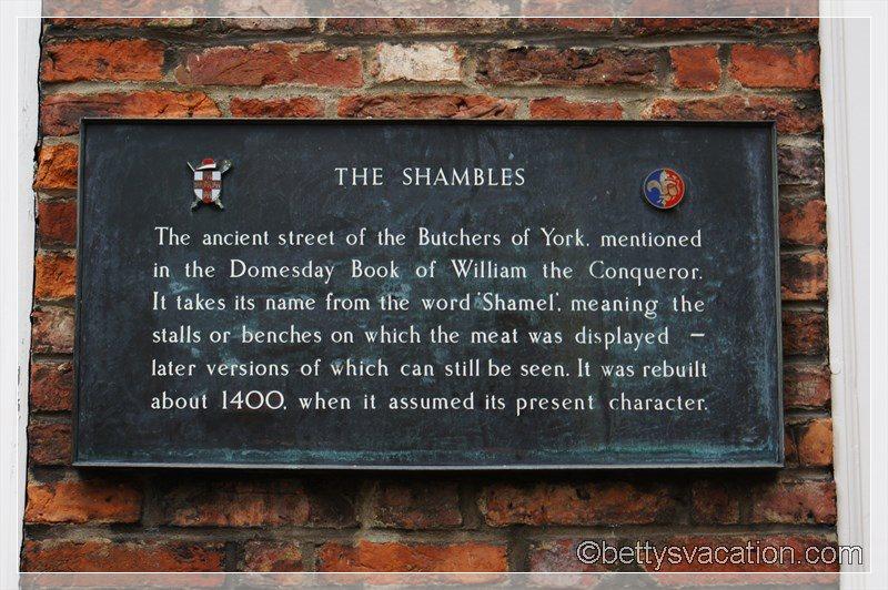 22a - The Shambles