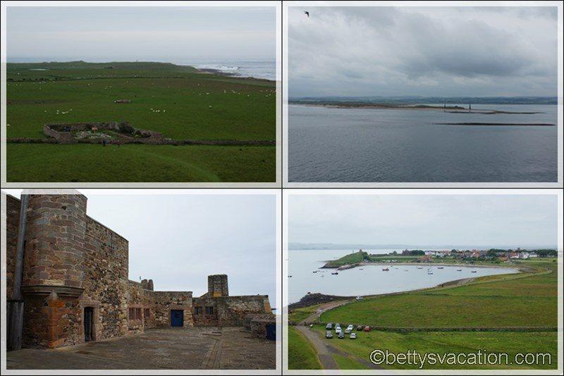 23 - Lindisfarne Castle