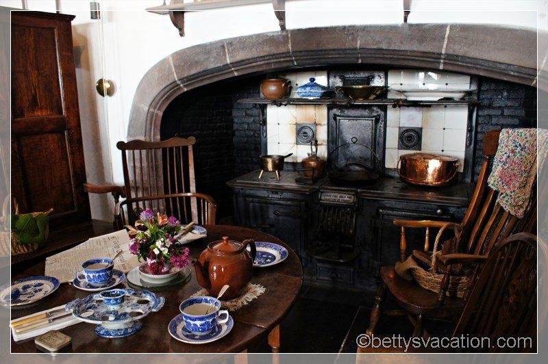 25 - Lindisfarne Castle