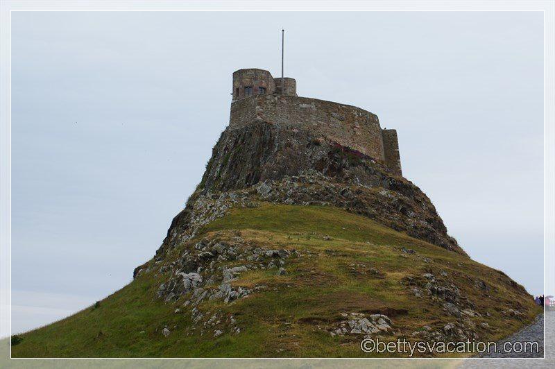 26 - Lindisfarne Castle