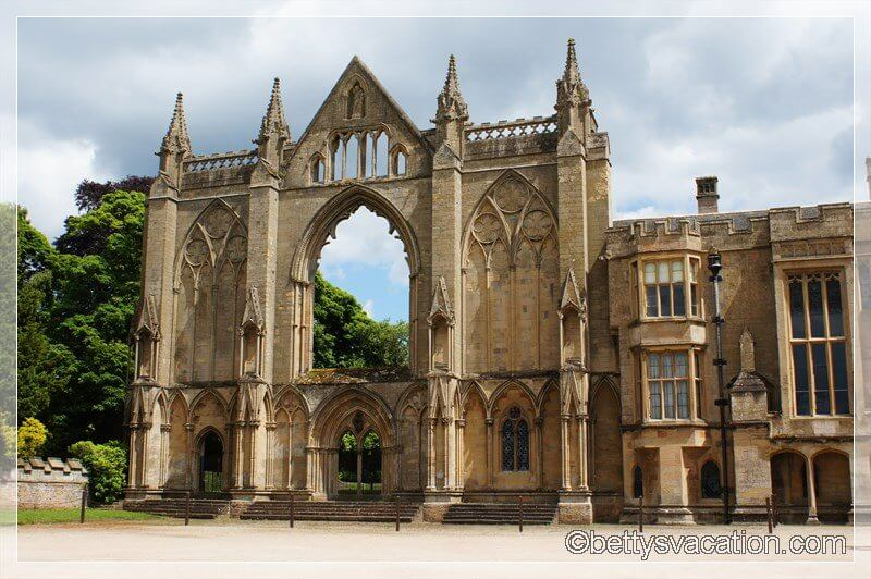 28 - Newstead Abbey