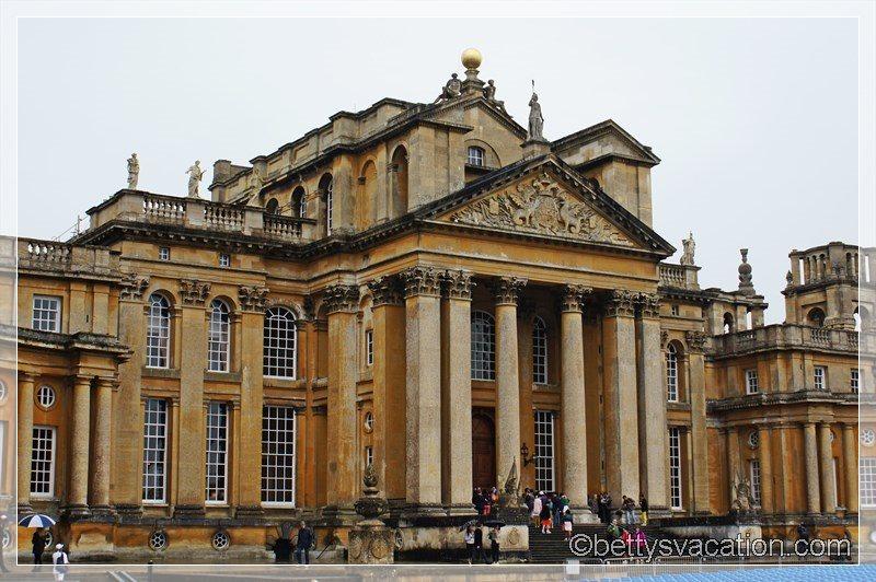 3 - Blenheim Palace