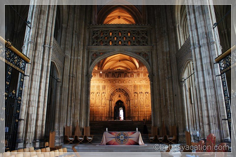 3 - Canterbury Cathedral