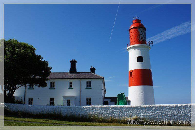 45 - Souter Lighthouse & The Leas