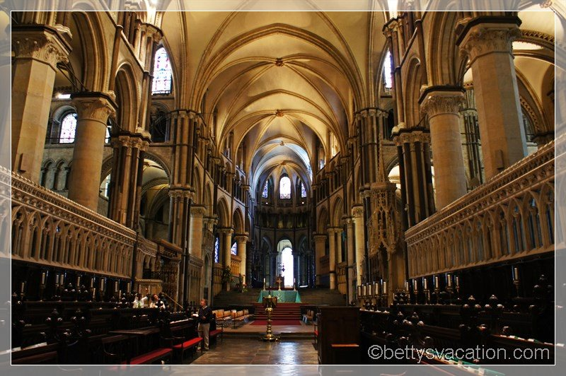 5 - Canterbury Cathedral