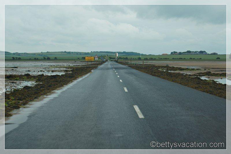 5 - Lindisfarne Causeway