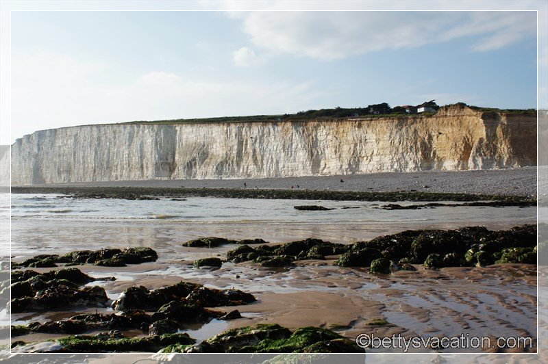 52 - Beachy Head Cliffs