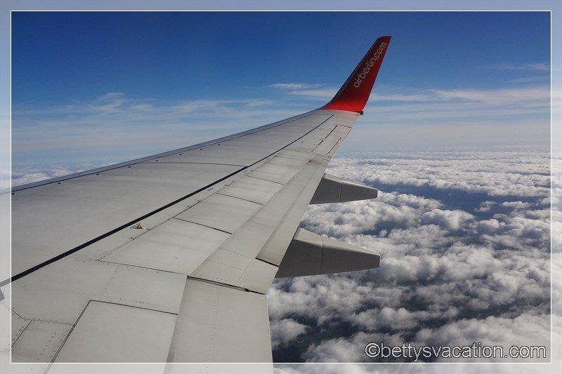 6 - Anflug auf London