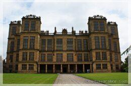 Hardwick Hall & Hardwick Old Hall, Derbyshire