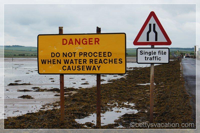 6 - Lindisfarne Causeway