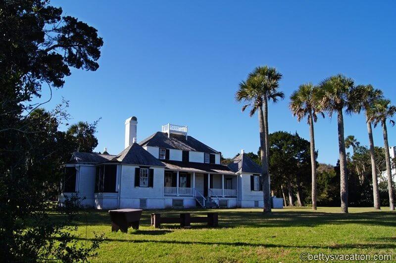10 - Kingsley Plantation