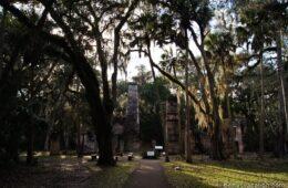Bulow Plantation Ruins Historic State Park, Florida