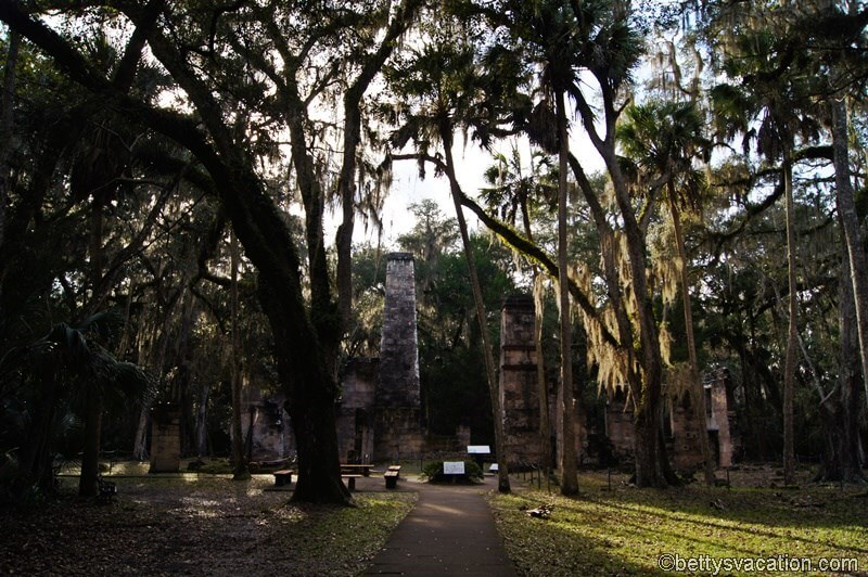 13 - Bulow Plantation Ruins SP