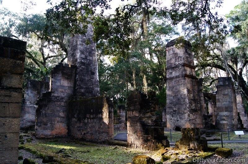 14 - Bulow Plantation Ruins SP