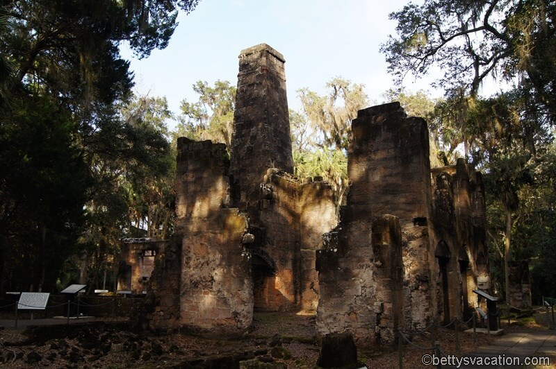16 - Bulow Plantation Ruins SP