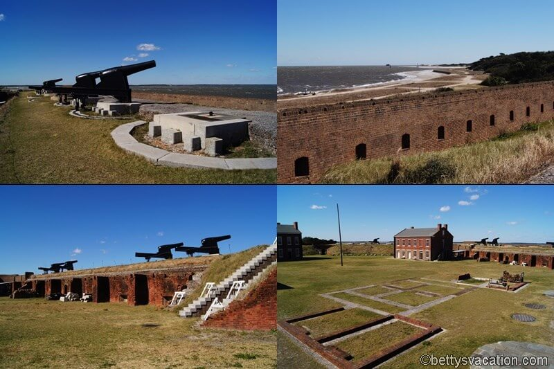 16 - Fort Clinch State Park