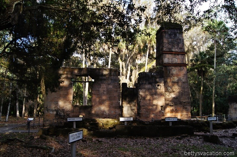 17 - Bulow Plantation Ruins SP