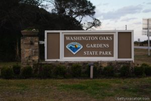 20 - Washington Oaks Gardens SP