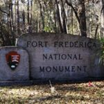 Fort Frederica National Monument, Georgia