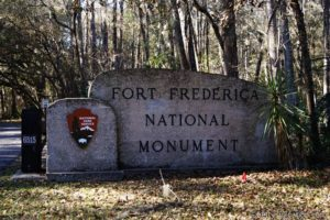 33 - Fort Frederica National Monument