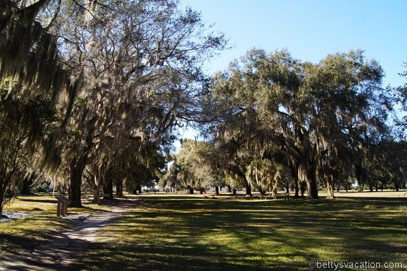 34 - Fort Frederica National Monument