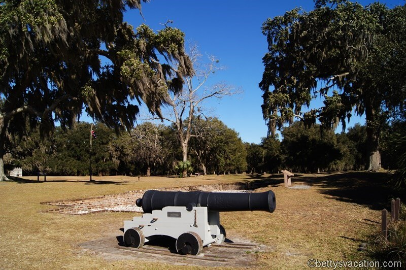 36 - Fort Frederica National Monument