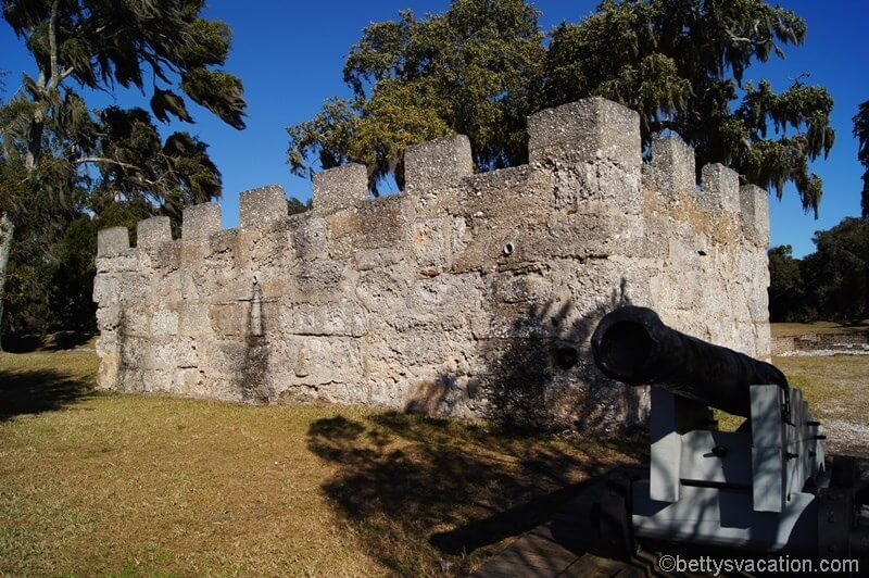 37 - Fort Frederica National Monument