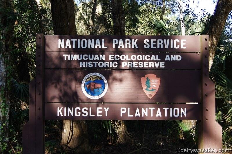 4 - Kingsley Plantation