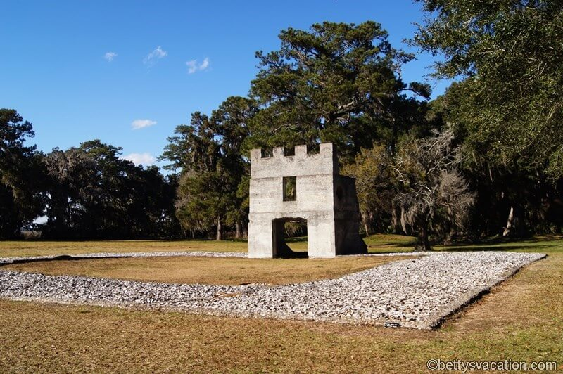 40 - Fort Frederica National Monument