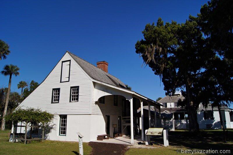 7 - Kingsley Plantation