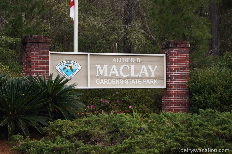 1 - Alfred B. Maclay Gardens State Park