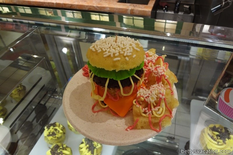 1 - Beispiel Cup Cake