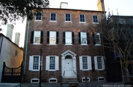 Heyward-Washington House, Charleston, South Carolina