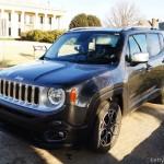 Mietwagen: Jeep Renegade