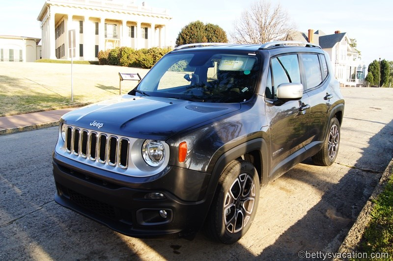 1 - Jeep Renegade