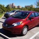 Mietwagen: Nissan Versa