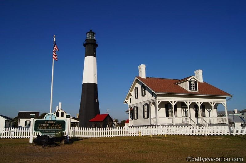 1 - Tybee Island Lighthouse