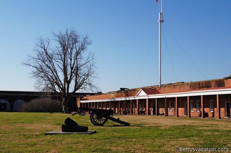 11 - Fort Pulaski National Monument