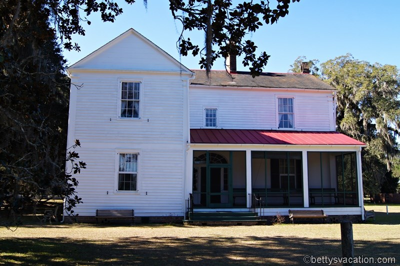 11 - Hofwyl- Broadfield Plantation State Historic Site