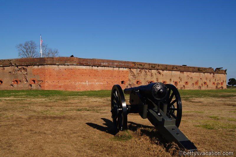 14 - Fort Pulaski National Monument