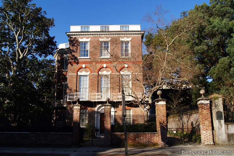 14 - Nathaniel Russell House