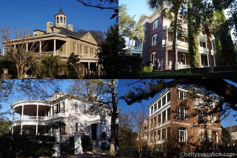 17 - John Edwards Calhoun Mansion Josiah Smith House George Robertson House