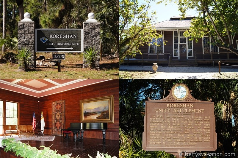 18 - Koreshan State Historic Site