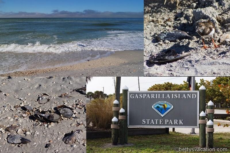 2 - Gasparilla Island State Park