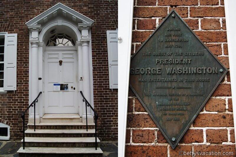 2 - Heyward- Washington House