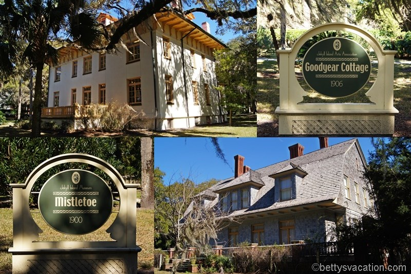 21 - Jekyll Island Houses