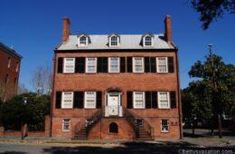 Davenport House, Savannah, Georgia