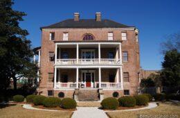 Joseph Manigault House, Charleston, South Carolina