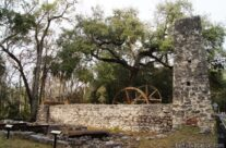 Yulee Sugar Mill Ruins Historic State Park, Homosassa, Florida