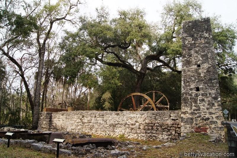 28 - Yulee Sugar Mill Ruins Historic State Park
